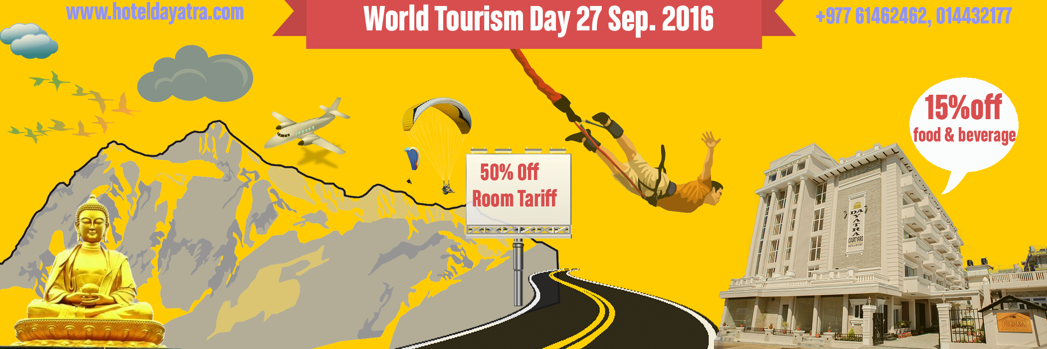Happy World Tourism Day