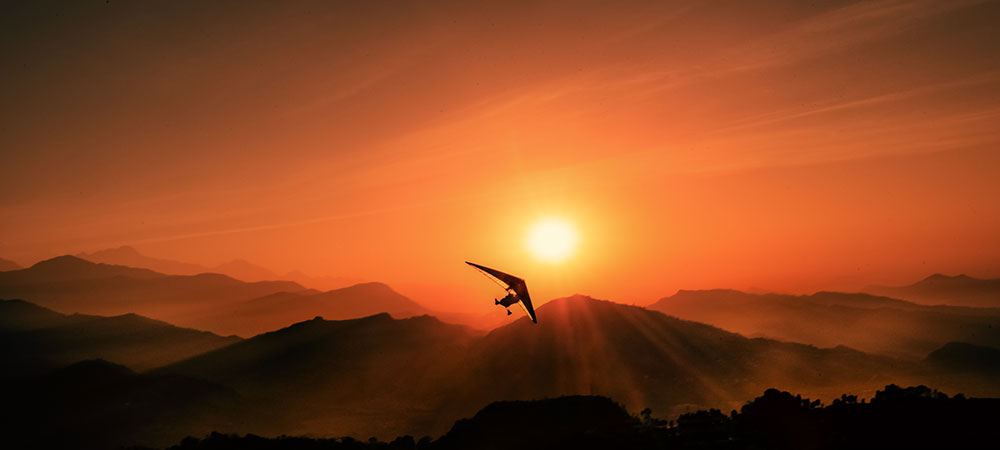 Experience sunrise at Sarangkot. Catch a bird's eye view of Pokhara Valley early morning.