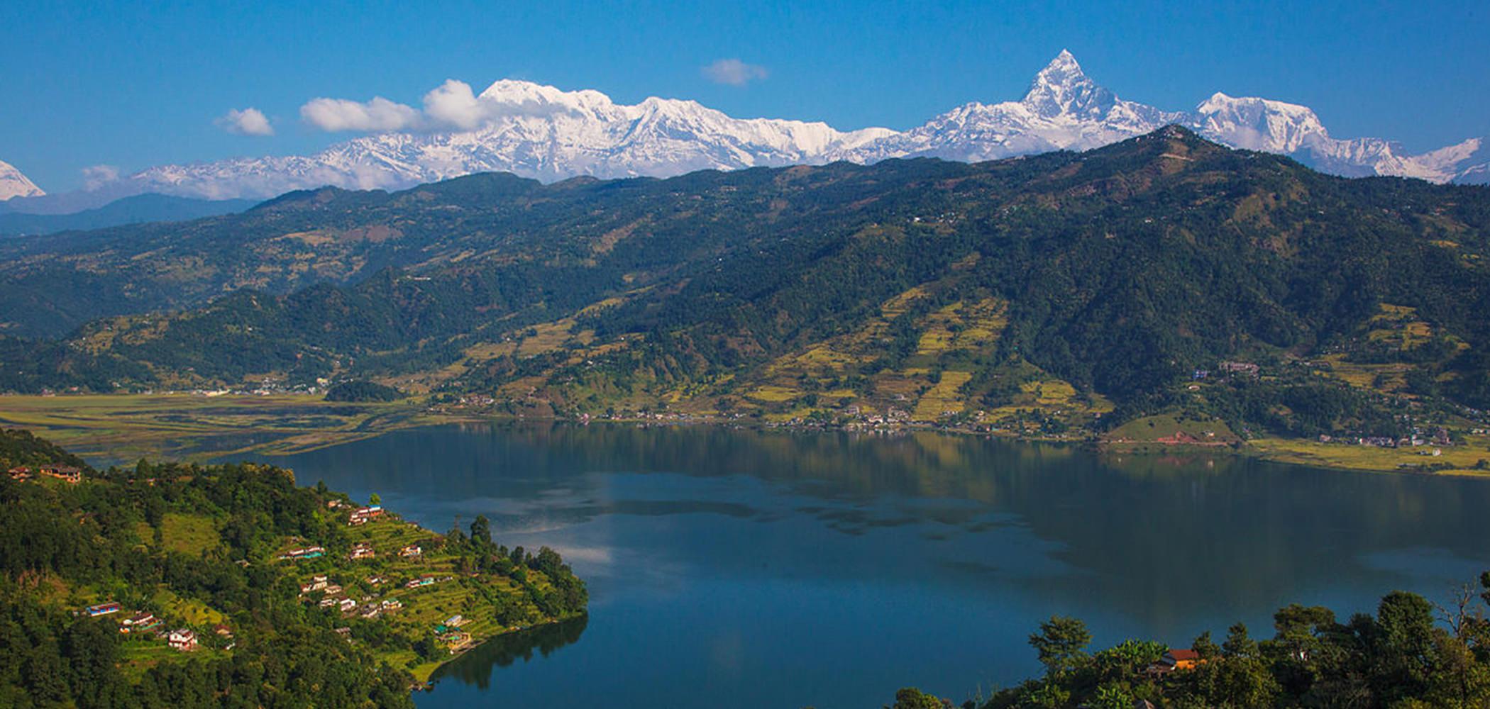 Pokhara Awaits You.